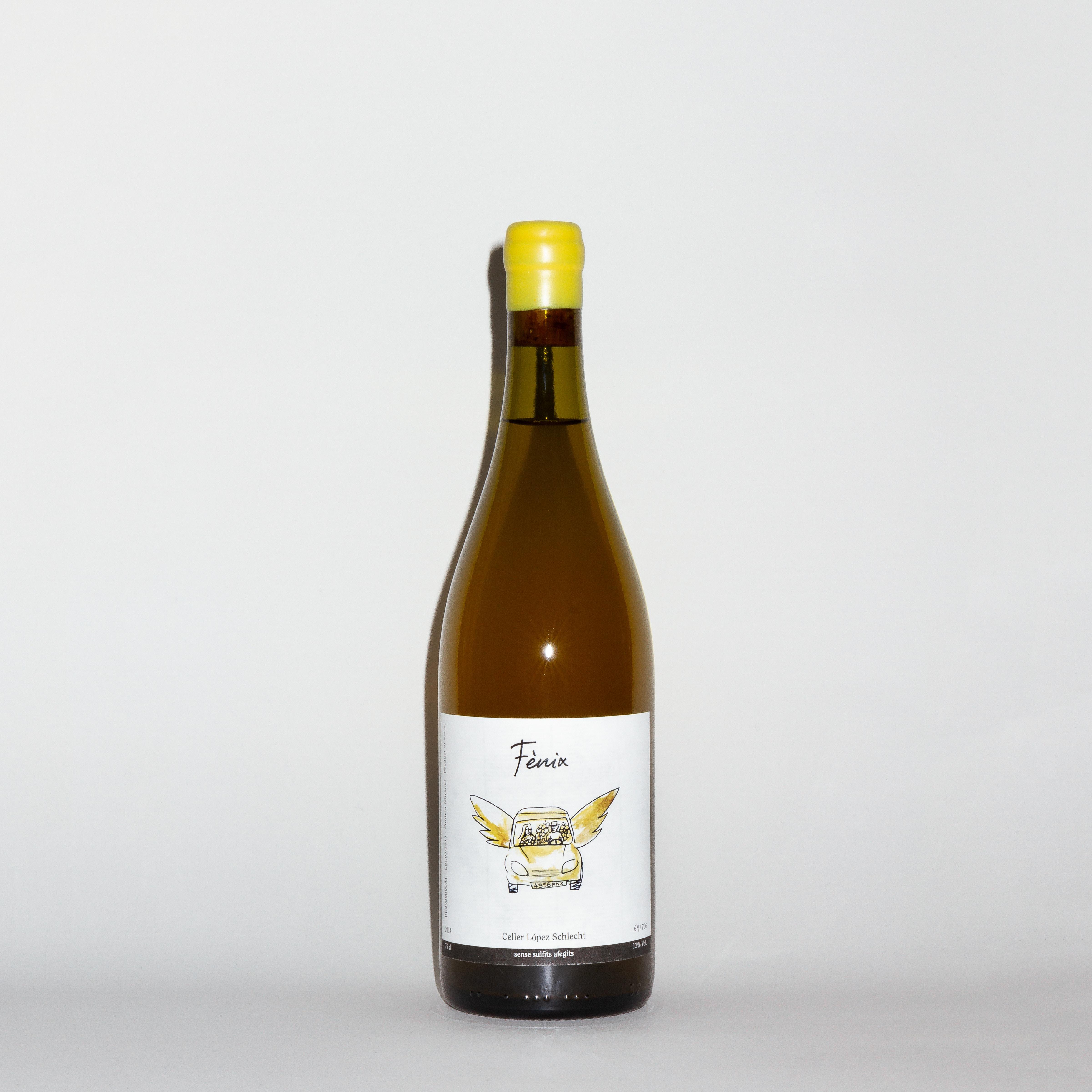 Fenix 2014 by Celler López Schlecht