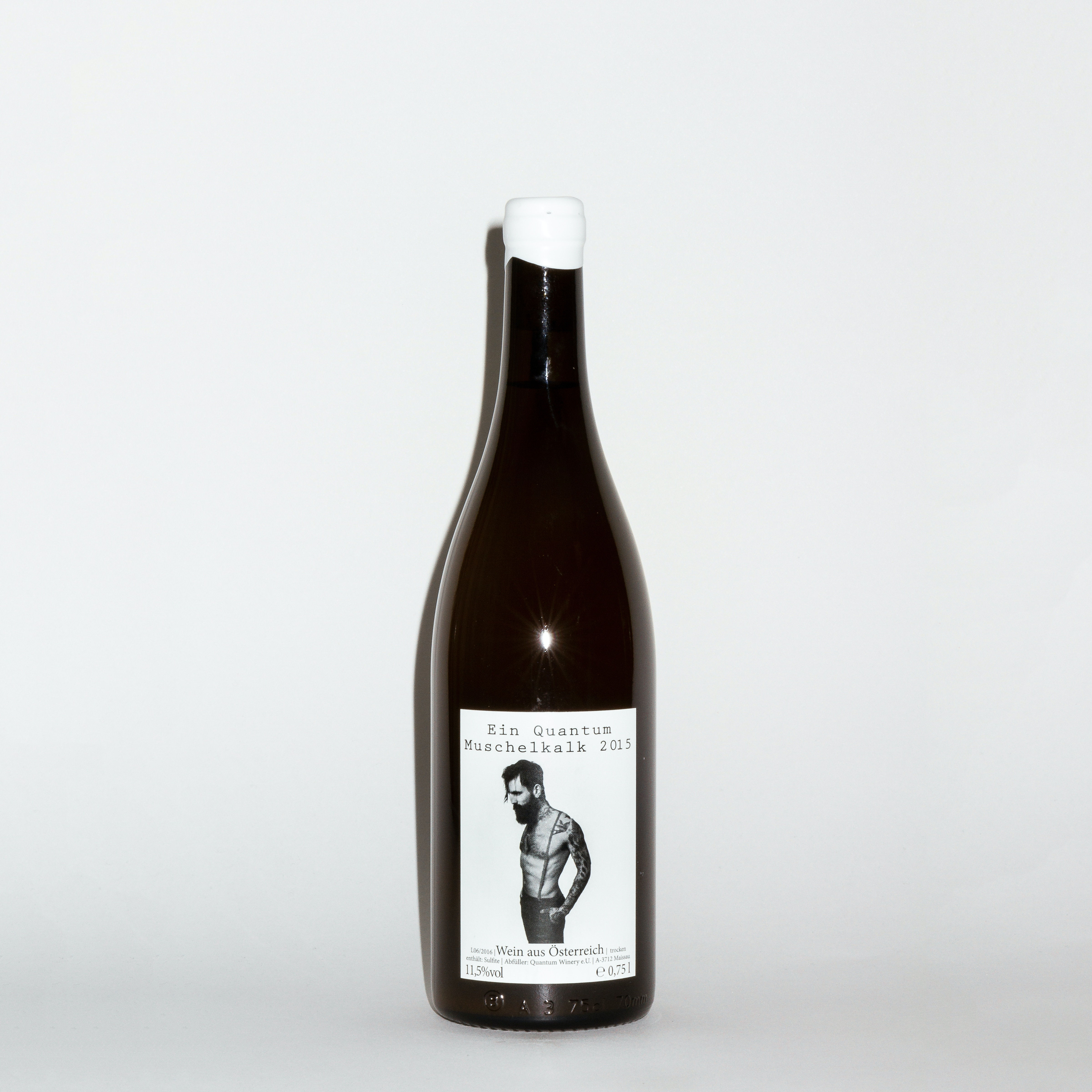 Muschelkalk 2015 by Quantum Winery