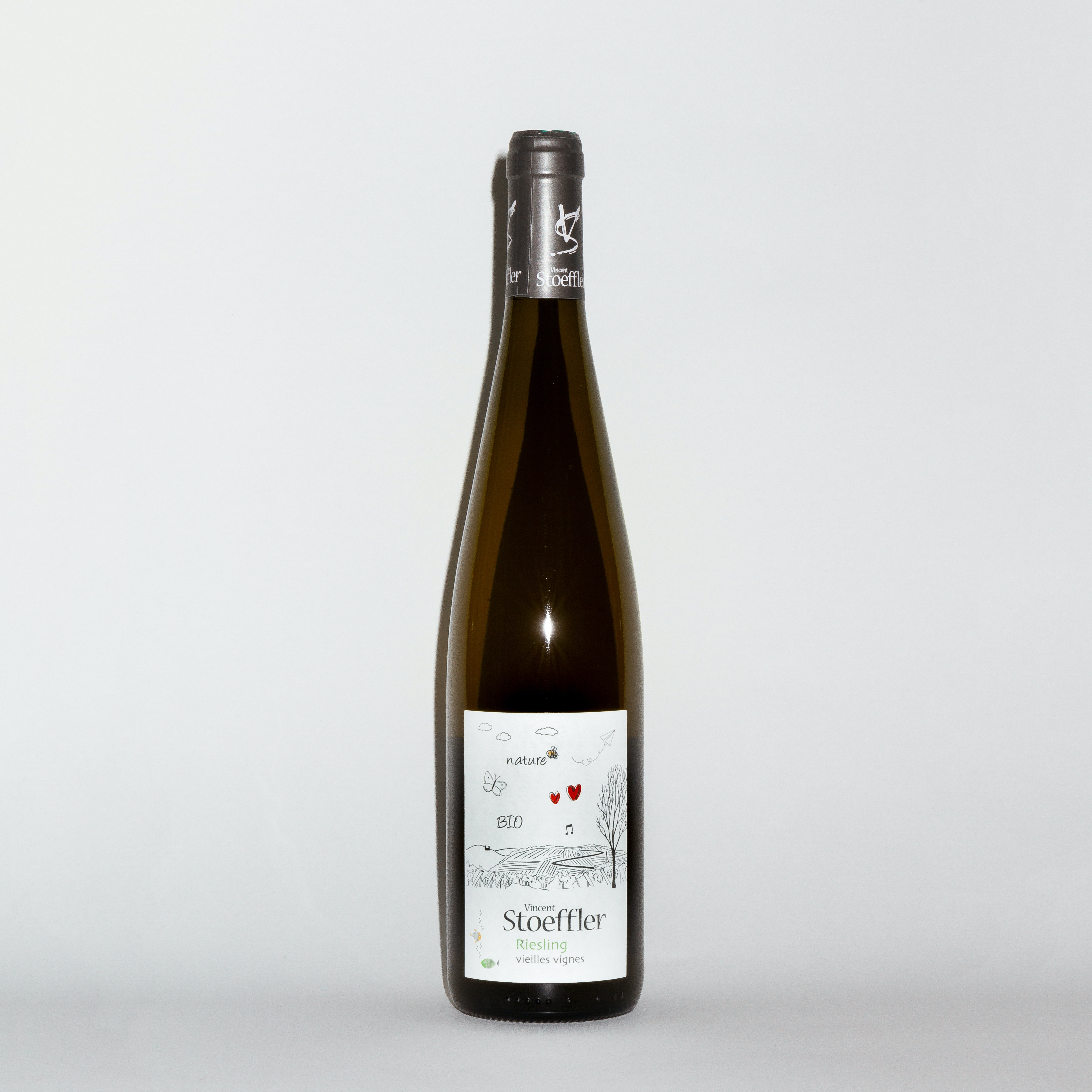 Riesling 2016 by Domaine Stoeffler